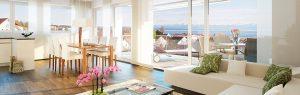 Immobilie Wohnung am Züricher See