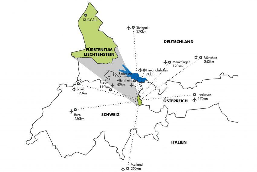 Anfahrt Liechtenstein v2